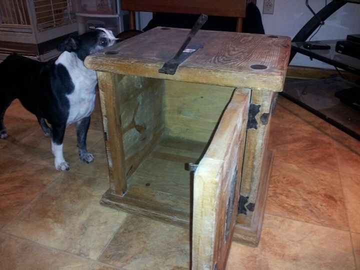 q tips for a dog cave, repurposing upcycling, windows