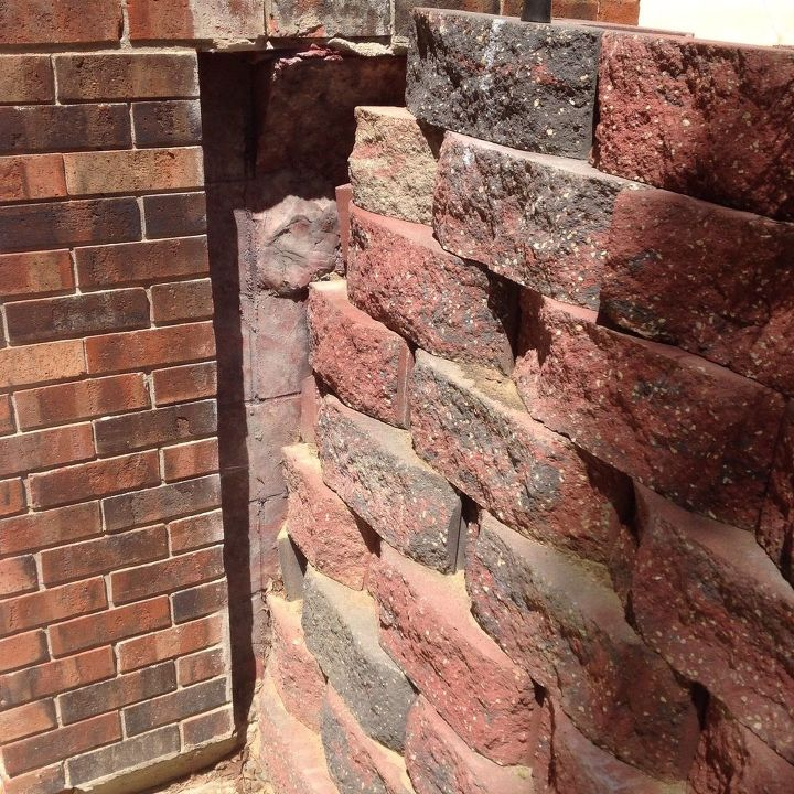 q how to repair or hide a hole in the wall, concrete masonry, home maintenance repairs, how to