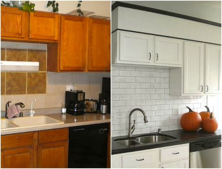 These Kitchen Cabinets Will Convince Your Husband To Let You Paint