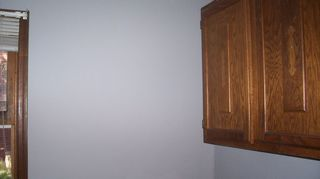 , Old cabinet everything was this color before