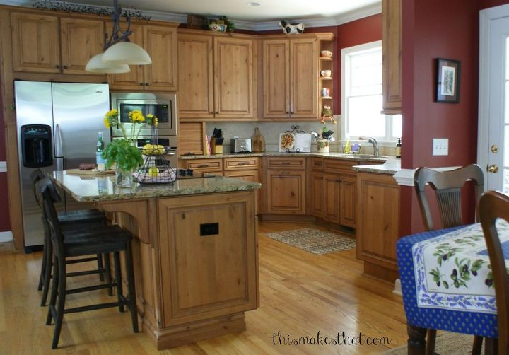 tuscan inspired kitchen remodel, home improvement, kitchen design