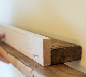 Captivating Diy Deep Picture Ledge Inspired By West Elm, Shelving Ideas, Wall Decor,  Woodworking Nice Look
