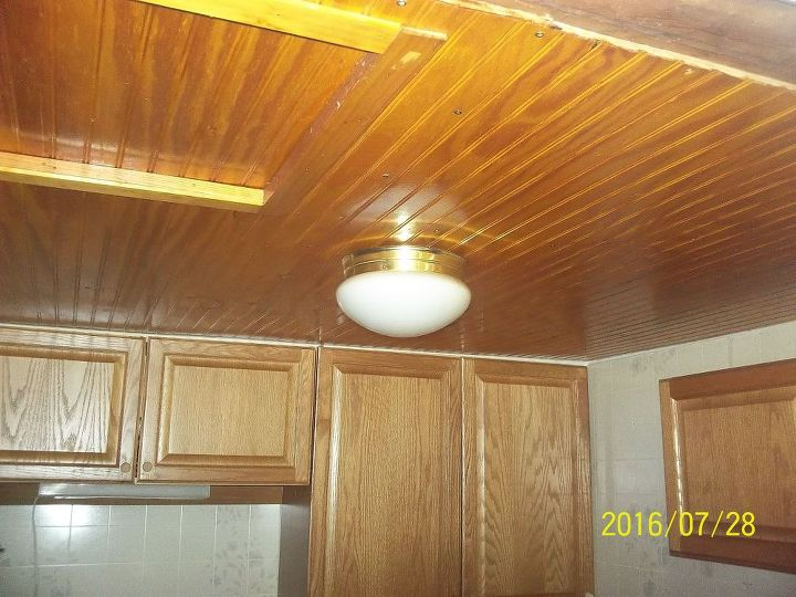 """The kitchen looks very nice and visibly """"fresh"""" from the rest of the house."""