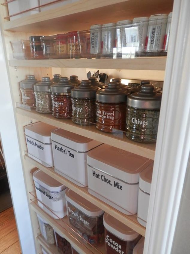 Pull Out Pantry Hometalk