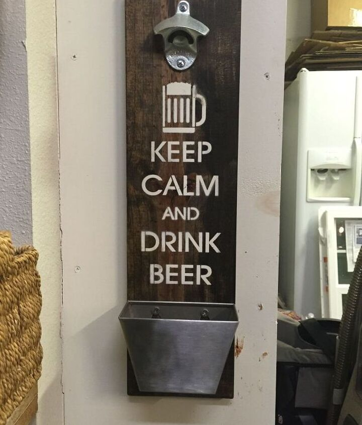 diy bottle opener, crafts, repurposing upcycling, wall decor