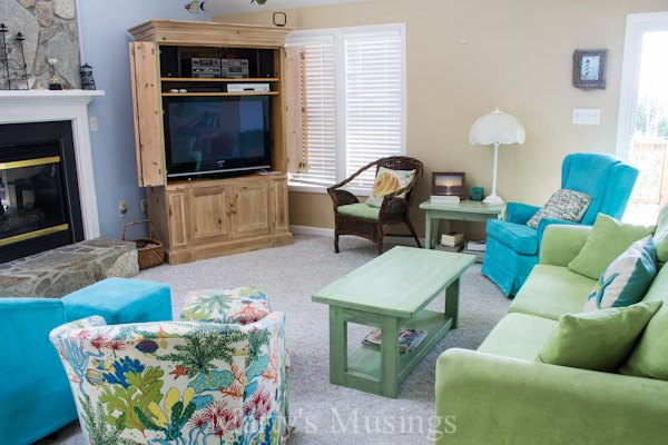 Casual Chic and Cheerful Beach House Decor | Hometalk