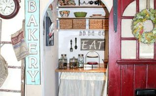 8 ways your pantry door is failing you and what to do about it, closet, doors, kitchen design, Photo via Lynn On Fern Avenue