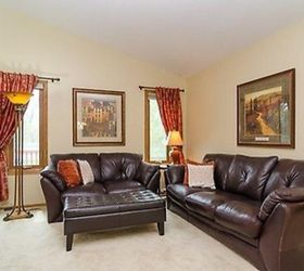 Complete Living Room Makeover, Living Room Ideas, Paint Colors, Painted  Furniture, Painting