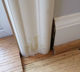 add plinth blocks to door trim for a finished look doors painting & Add Plinth Blocks to Door Trim for A Finished Look | Hometalk pezcame.com