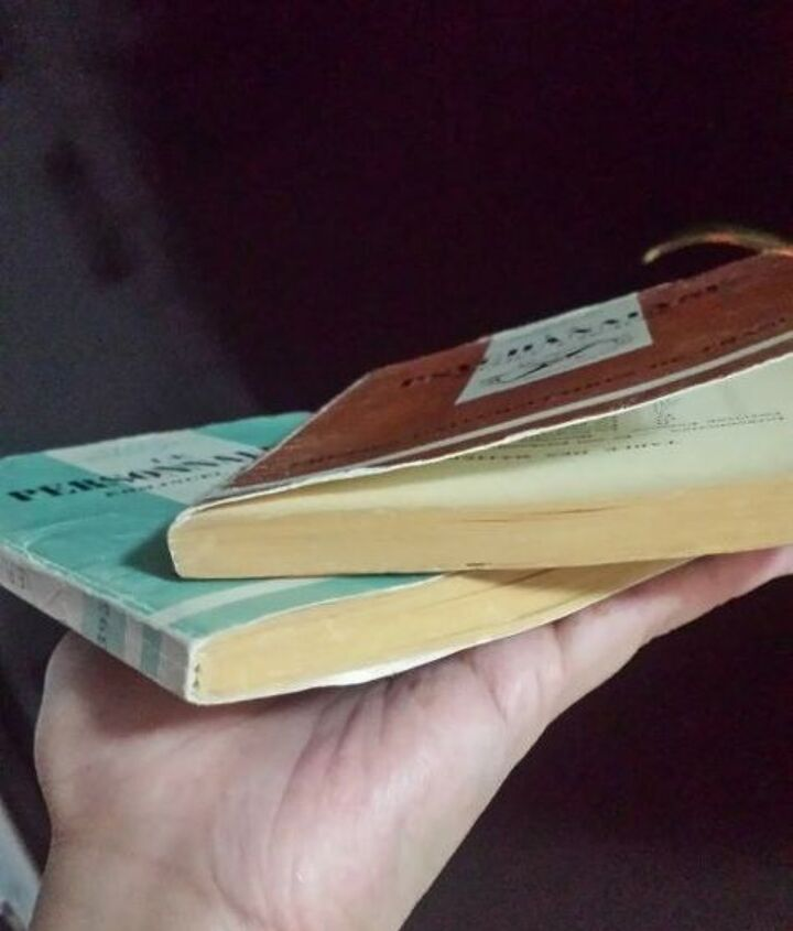 how to turn old books into ring organizers, how to, organizing, repurposing upcycling