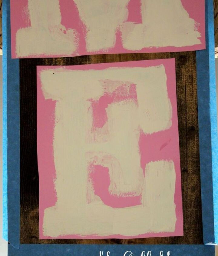 welcome sign using the silhouette machine, crafts, how to, woodworking projects