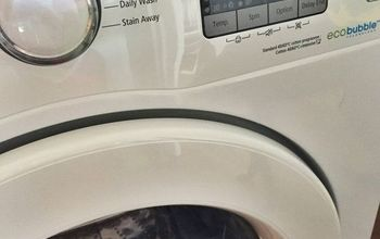 how to clean the washing machine without harsh chemicals, appliances, cleaning tips, how to