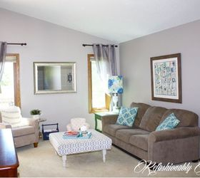 Complete Living Room Makeover Hometalk