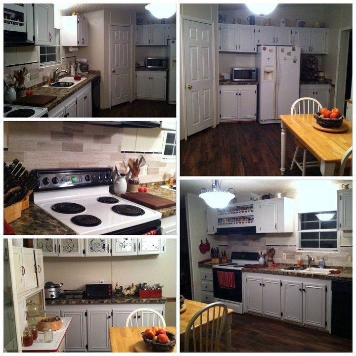 Mobile Home Kitchen Makeover   Hometalk