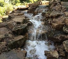 pondless waterfall project lombard il, ponds water features