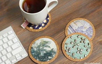 cork coasters on the cheap 3 diy ideas, crafts, how to, repurposing upcycling