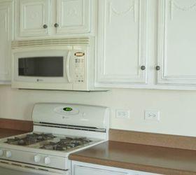 Diy Herringbone Brick Stenciled Kitchen Backsplash, How To, Kitchen  Backsplash, Kitchen Design,