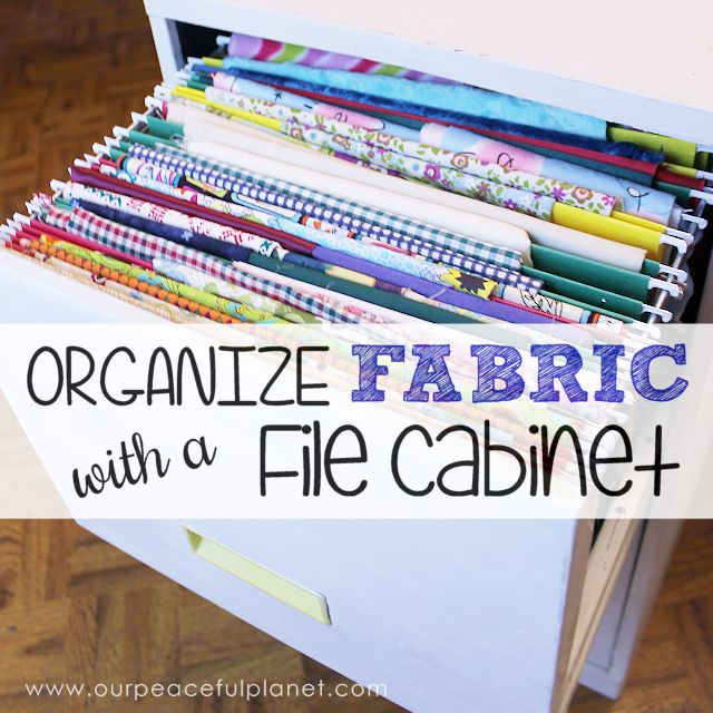 how to organize fabric in a file cabinet, how to, organizing, repurposing upcycling, storage ideas, reupholster