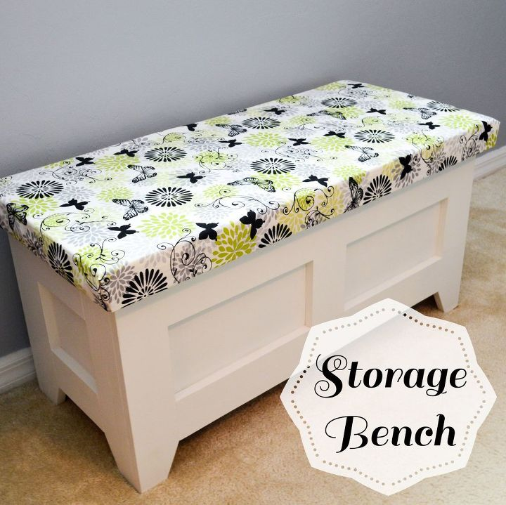 Very best DIY File Storage Bench | Hometalk PU13