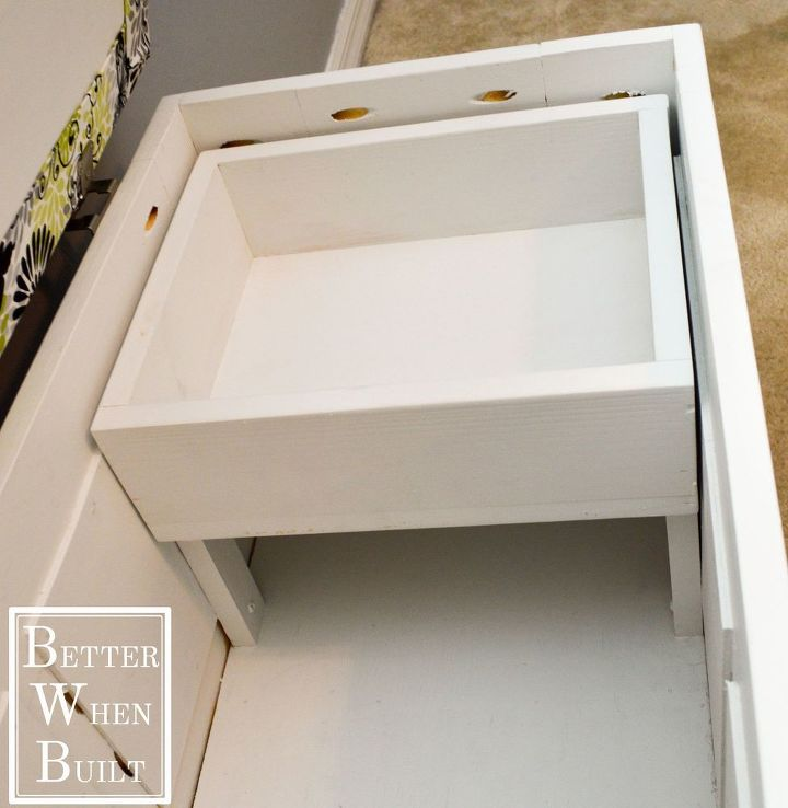 New DIY File Storage Bench | Hometalk FI02