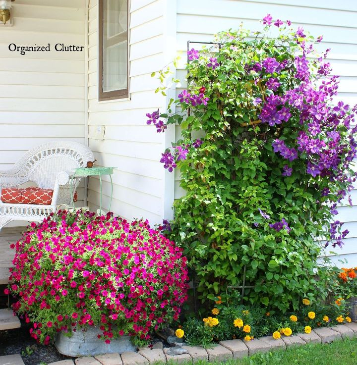 yard of flowers garden tour 2015, flowers, gardening