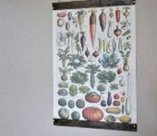 diy vintage wall art for less than 10, crafts, how to, repurposing upcycling, wall decor