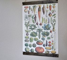 Diy Vintage Wall Art For Less Than 10, Crafts, How To, Repurposing  Upcycling ...