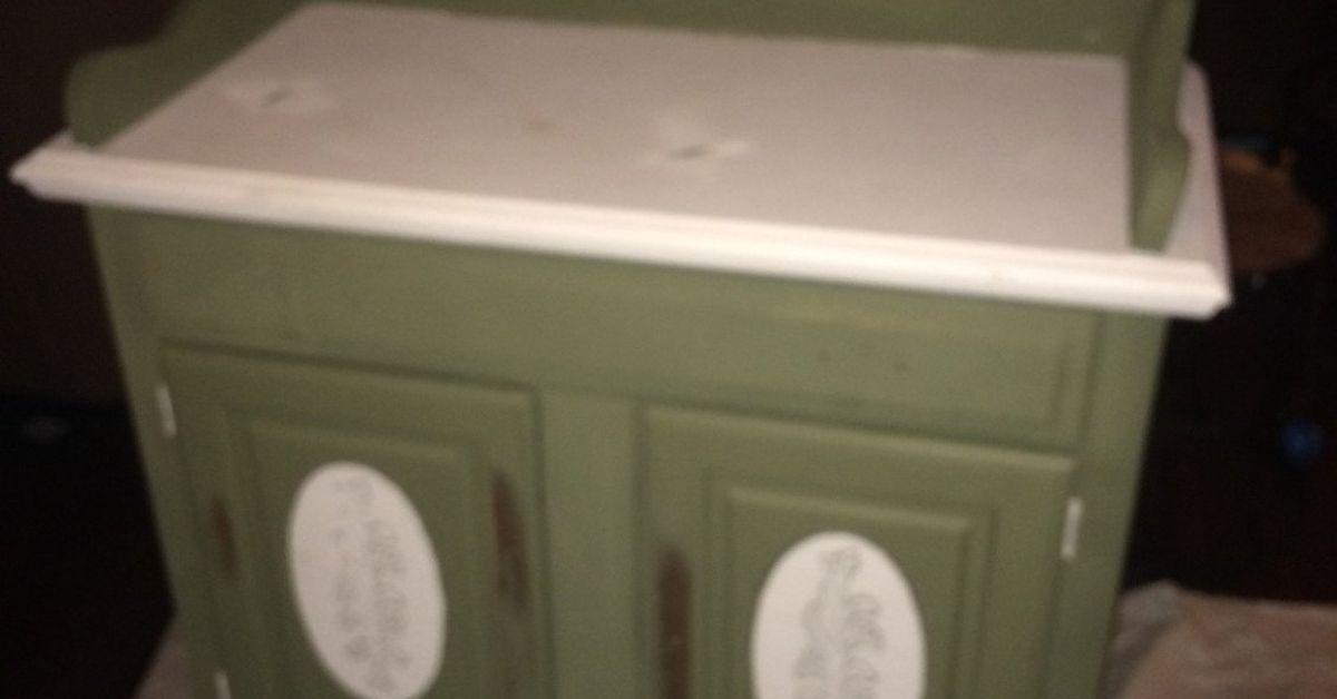 Repurposed Bathroom Ideas: Repurposed Old Dry Sink Turned Bathroom Vanity