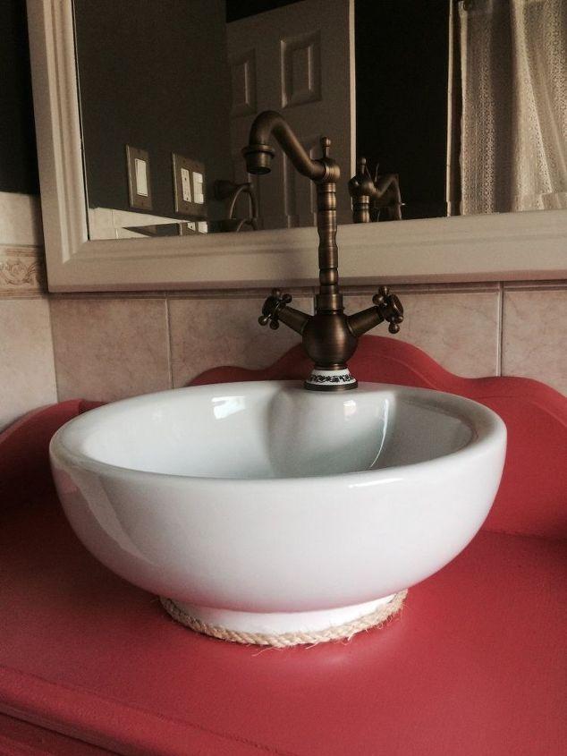 Wonderful Repurposed Old Dry Sink Turned Bathroom Vanity Hometalk Ft36