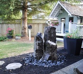 How To Install Your Own Water Feature, How To, Outdoor Living, Ponds Water
