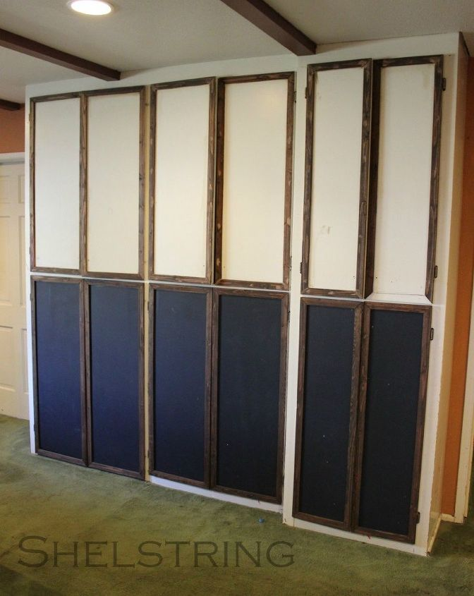 Update Outdated Cabinets By Adding Sheet Metal And