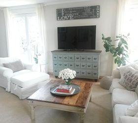 IKEA Hack: Turn A Tarva Dresser Into An Apothecary Style TV Cabinet |  Hometalk