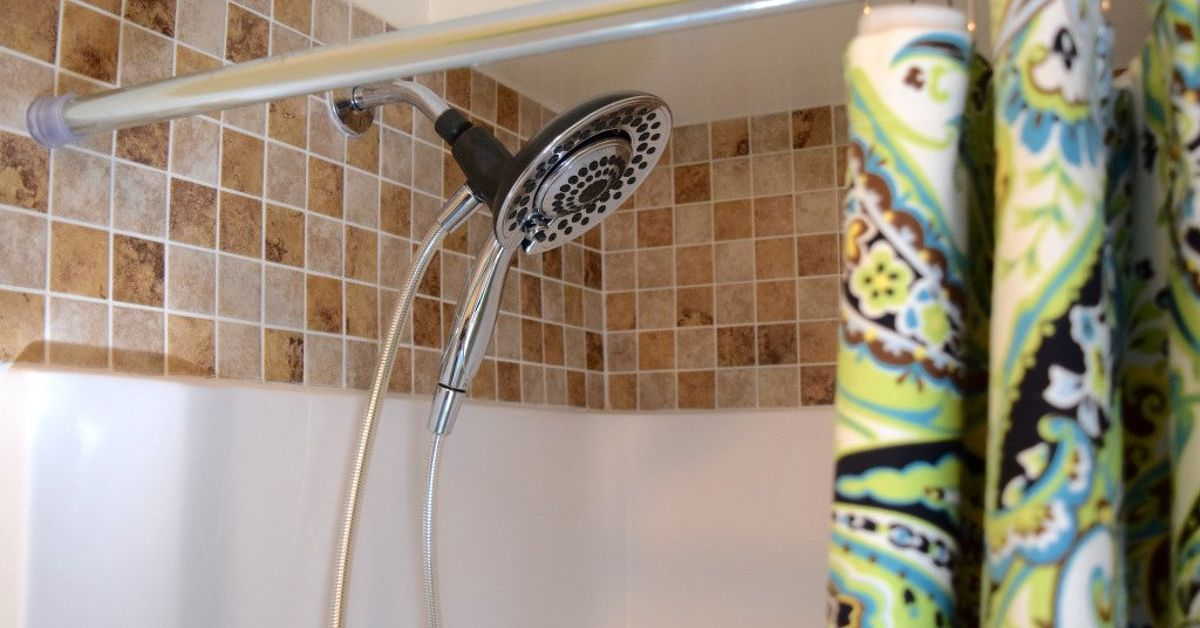 DIY Bathroom tile Project | Hometalk