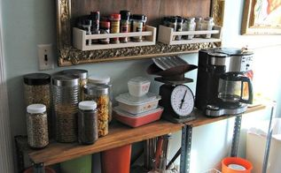 diy ikea hack and vertical storage, repurposing upcycling, storage ideas