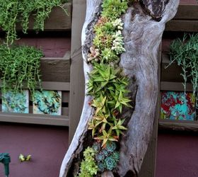 11 Pictures Of Crazy Cool Uses For Tree Stumps, Outdoor Furniture, Outdoor  Living,