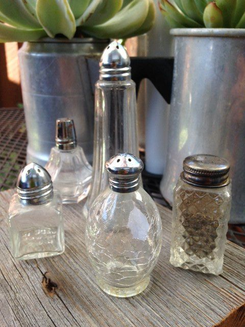 vintage salt shaker christmas ornaments, christmas decorations, repurposing  upcycling, seasonal holiday decor - I Can't Stop Buying Old Salt And Pepper Shakers! I Bought 12 Pairs
