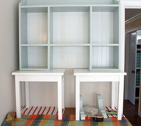 Wall Mounted Kitchen Hutch Verticalspace, How To, Painted Furniture,  Storage Ideas, Woodworking