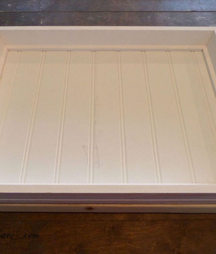 diy beverage tray, crafts, how to, woodworking projects
