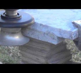 Top Tip To Bullnose Granite Countertop Diy Using Diamond Profile Wheel,  Concrete Countertops, ...
