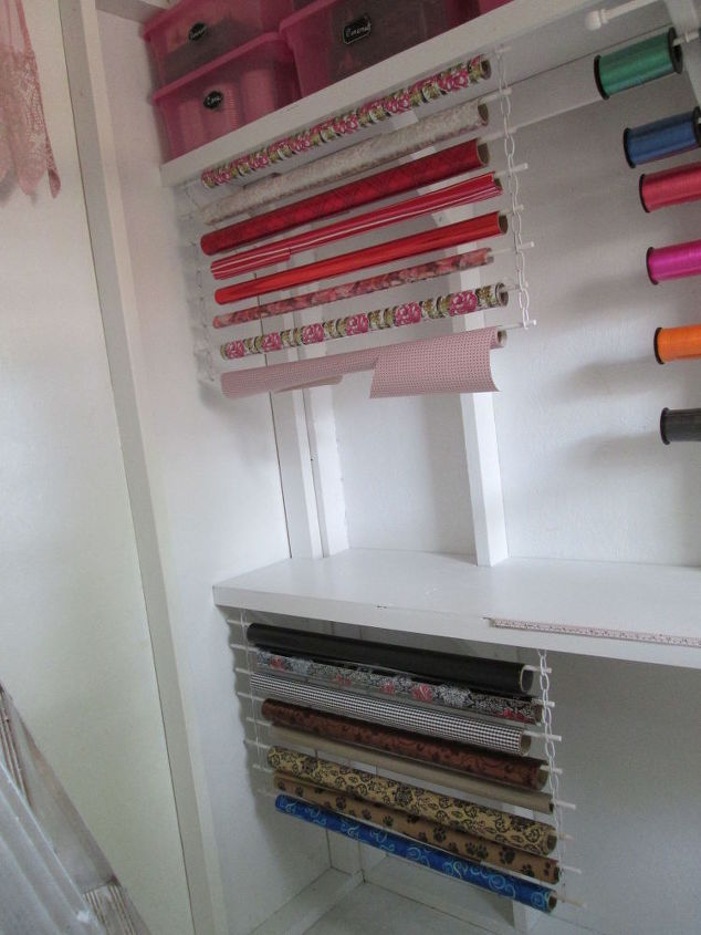 how to make crafting storage on a dime come and see, craft rooms, how to, shabby chic, shelving ideas, storage ideas