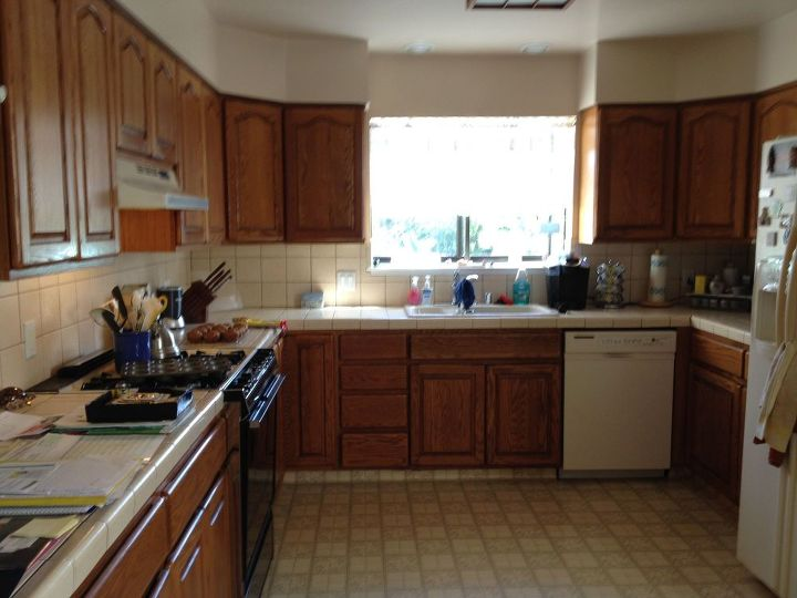 Which first for my kitchen redo? | Hometalk