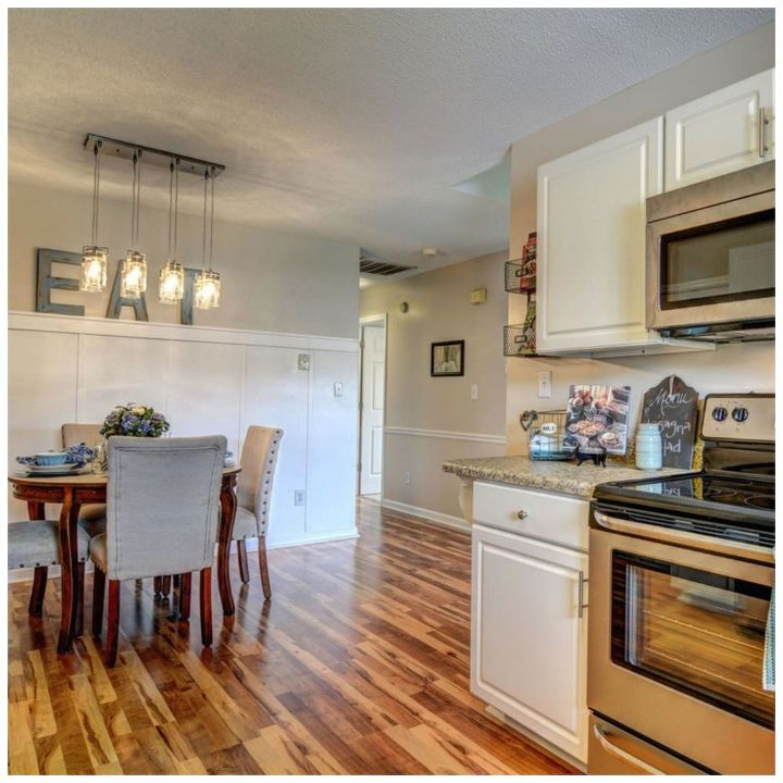Kitchen Design Before And After Photo: A Before And After Flip House Tour