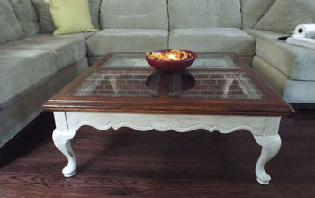 Coffee Table Restoration