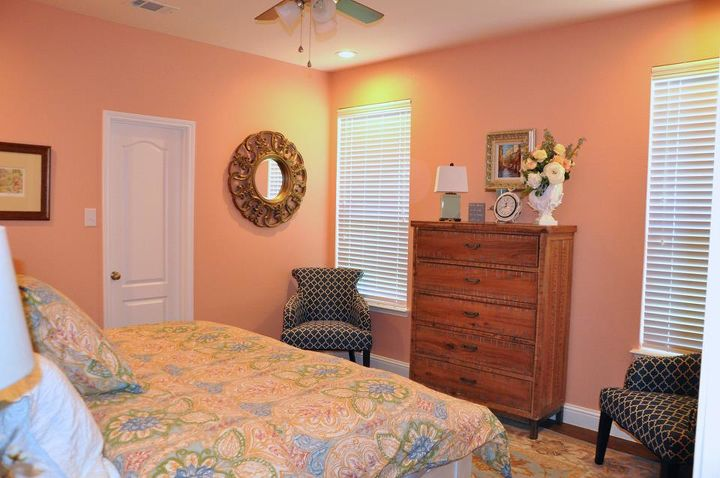 transforming a small cottage, bedroom ideas, home decor, home improvement, kitchen design