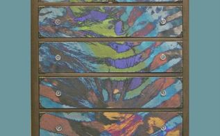 decoupage painted cabinet furniture, decoupage, painted furniture