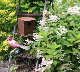 Good Garden Decor Ideas From Junk, Landscape, Outdoor Living, Repurposing  Upcycling