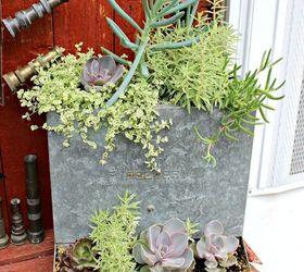 garden decor ideas from junk landscape outdoor living repurposing upcycling & Garden Decor Ideas from Junk | Hometalk
