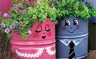 12 wacky and wonderful garden decorations, gardening, repurposing upcycling, Photo via Lushome