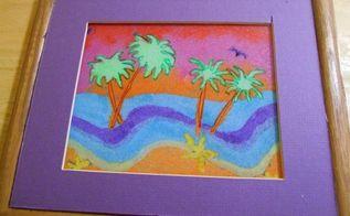 sand art no bottle required, crafts