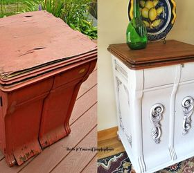 Ugly Beast Turned Beauty Antique Record Player Redo | Hometalk